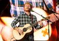 """Ed Sheeran zaśpiewał utwór """"Oxygen"""" BeMy"""