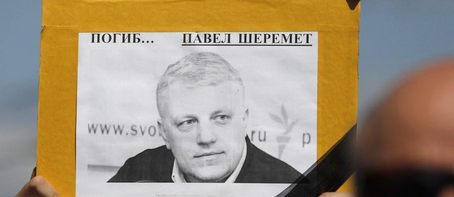 """Nowe poszlaki w śledztwie ws. morderstwa dziennikarza Pawła Szeremeta. Wiele wskazuje, że w zabójstwo pracownika """"Ukraińskiej Prawdy"""" mogły być zaangażowane ukraińskie bataliony ochotnicze."""
