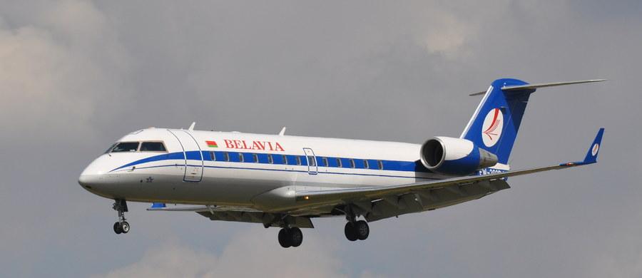 MSZ Białorusi poinformowało w sobotę o wezwaniu chargé d'affaires Ukrainy Wałeryja Dżyguna i przekazaniu mu noty protestacyjnej w związku z piątkowym zawróceniem białoruskiego samolotu na lotnisko w Kijowie.