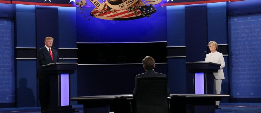 """""""Po raz pierwszy w amerykańskiej kampanii wyborczej tak mocno widać wątki rosyjskie"""" - mówi w rozmowie z RMF FM doktor Łukasz Jasina z Polskiego Instytutu Spraw Międzynarodowych. Zdaniem eksperta, na tej sytuacji najbardziej traci amerykańska duma. """"Okazuje się, że największe państwo świata, symbol demokracji, może tę demokrację podważać poprzez wpływ obcych państw i to takich jak Rosja, z którymi Stany Zjednoczone znajdują się w tej chwili dość poważnym politycznym konflikcie"""" - mówi doktor Łukasz Jasina."""