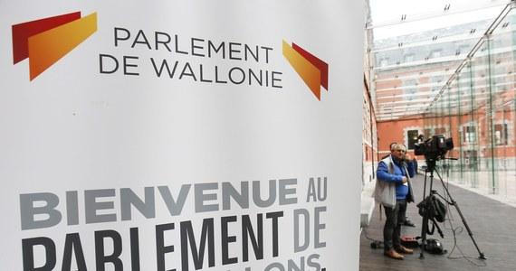 Wieczorem mija termin ultimatum, jakie Komisja Europejska dała Belgii w sprawie CETA. Umowę o wolnym handlu między Unią Europejską a Kanadą blokuje 3-milionowa belgijska Walonia.