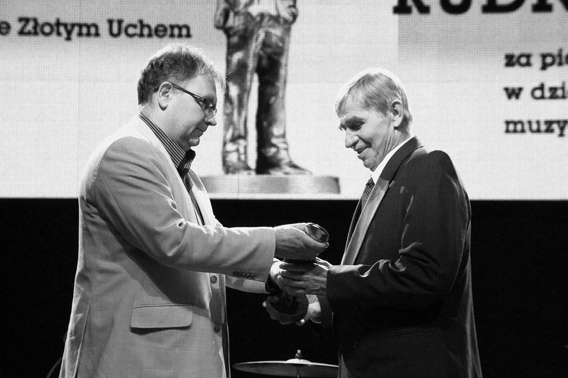 Pionier muzyki elektronicznej w Polsce, legendarny kompozytor Eugeniusz Rudnik zmarł w wieku 84 lat.