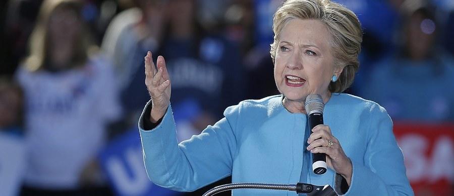 Kandydatka demokratów na prezydenta USA Hillary Clinton obiecuje, że jeśli wygra, to ograniczy wpływ wielkich pieniędzy na amerykańską politykę. Ale w tych wyborach to jej kampania otrzymała największe sumy od miliarderów i różnych wielkich grup interesu.