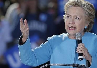 Clinton zgromadziła ponad miliard dol. na kampanię. 10 proc. tej kwoty od bogaczy
