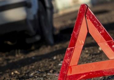 Osobówka wjechała pod tira, zginął kierowca i troje dzieci