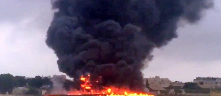 """Katastrofa samolotu rozpoznawczego, do której doszło w poniedziałek na Malcie, uchyla rąbka tajemnicy francuskiego wywiadu - wskazał we wtorek dziennik """"Le Monde""""."""