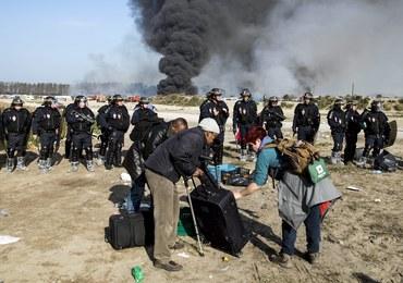 """Władze: W """"dżungli"""" w Calais nie ma już migrantów. """"Nasze zadanie zostało wykonane"""""""