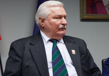 Wałęsa: Będziemy jeszcze PiS-owi dziękować, będzie jeszcze pomnik Kaczyńskiego
