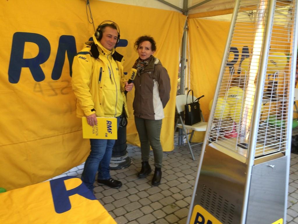 Fot. Marek Suder, RMF FM