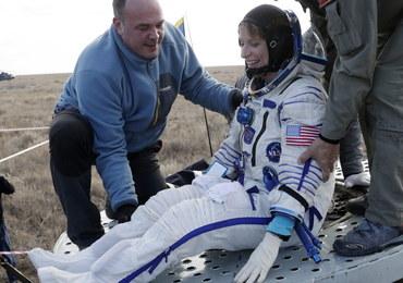 Troje członków załogi ISS powróciło na Ziemię