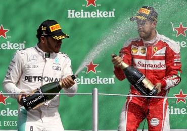 Formuła 1: Ukarany Vettel poza podium Grand Prix Meksyku