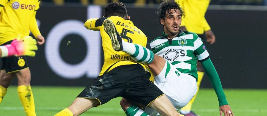 Borussia Dortmund pokonała u siebie Sporting Lizbona 1:0 (1:0) w meczu grupy F piłkarskiej Ligi Mistrzów. W tej samej grupie Legia Warszawa zremisowała u siebie z Realem Madryt 3:3. BVB zapewniła sobie awans do 1/8 finału.