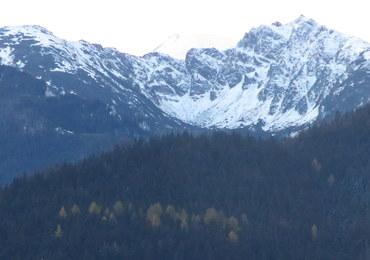 Wzrósł stopień zagrożenia lawinowego w Tatrach. Napadało śniegu, wieje silny wiatr