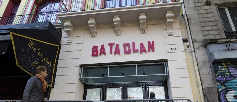 Paryska sala koncertowa Bataclan, w której w zeszłym roku w listopadzie dżihadyści dokonali zamachu, zabijając prawie 90 osób, zostanie ponownie otwarta 12 listopada - poinformował właściciel obiektu. Z inauguracyjnym koncertem wystąpi Sting.