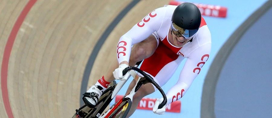 Kamil Kuczyński zwyciężył w sprincie w zawodach Pucharu Świata kolarzy torowych w Glasgow. W finale pokonał mistrza Europy Rosjanina Pawła Jakuszewskiego 2:1.