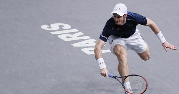 Jeśli Szkot Andy Murray pokona dziś Kanadyjczyka Milosa Raonica w półfinale halowego turnieju ATP Masters 1000 w Paryżu, to awansuje na pierwsze miejsce światowego rankingu tenisistów. Tym samym zdetronizuje Novaka Djokovica, który niepodzielnie rządzi od 122 tygodni.