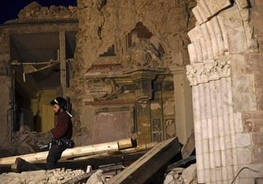 Porządne metody rekonstrukcji budynków po trzęsieniach ziemi pojawiły się we Włoszech... 20 lat temu