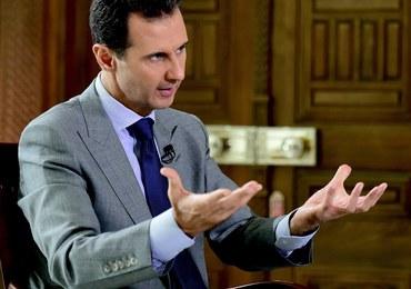 Baszar al-Asad: Siły Zachodu w Syrii stają się coraz słabsze