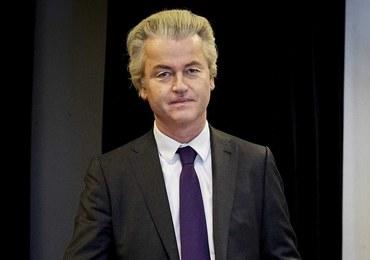 Geert Wilders przedstawił nowy program swojej partii. Główne hasło: deislamizacja Holandii