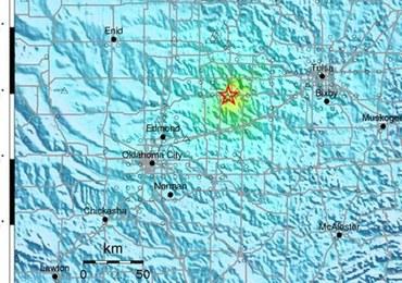 Trzęsienie ziemi w USA. Policja: Pokaźne zniszczenia