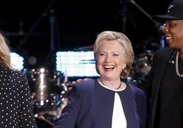 Wybory w USA. Sondaże wskazują na przewagę Clinton