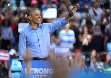 Obama o Trumpie: Jeżeli ktoś nie radzi sobie z Twitterem, jak poradzi sobie z kodami nuklearnymi?