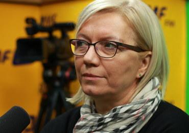 Sędzia TK Julia Przyłębska: Trybunał Konstytucyjny złamał prawo