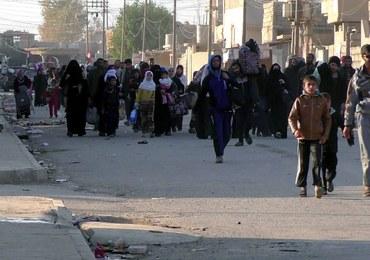 """ISIS porwało blisko 300 osób. Mogą zostać użyci jako """"żywe tarcze"""""""