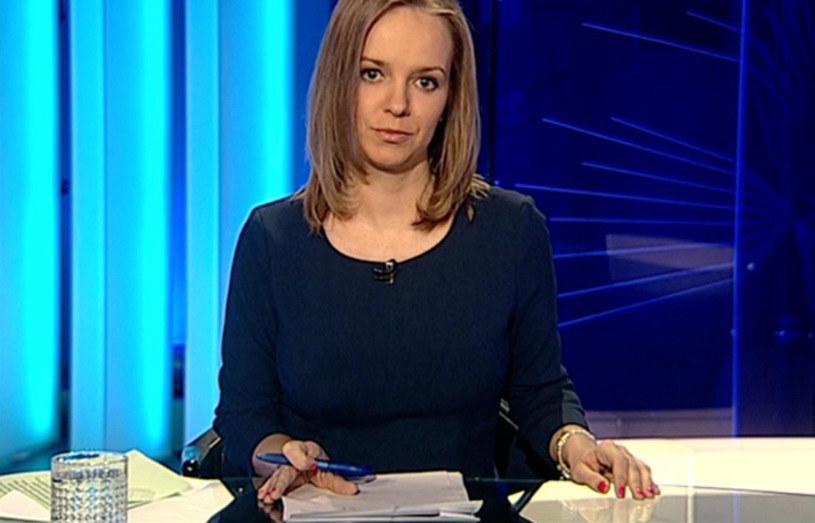 """Anna Hałas-Michalska rozpoczęła pracę w Polsat News. Była dziennikarka TVP będzie przygotowywać materiały reporterskie do """"Wydarzeń""""."""
