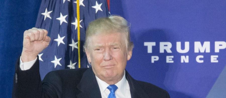 """Emocjonujący wieczór w amerykańskich wyborach prezydenckich. To, co jeszcze parę tygodni temu uznawano za niemożliwe, stało się realne. Donald Trump wygrał klucze do Białego Domu i został 45. prezydentem USA. Kandydat Republikanów Donald Trump zapewnił w przemówieniu, że będzie """"prezydentem wszystkich Amerykanów"""". Wezwał też naród do zjednoczenia."""