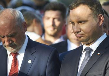 Konflikt na linii Andrzej Duda-Antoni Macierewicz. Chodzi o nominacje generalskie w wojsku