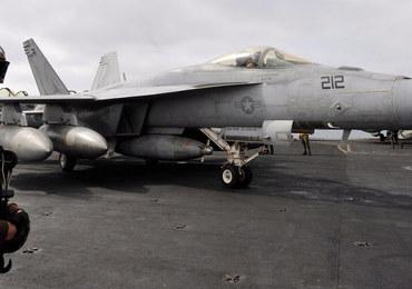 Amerykańskie myśliwce zderzyły się nad Oceanem Spokojnym