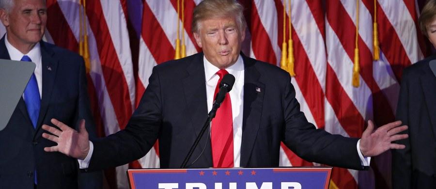 """Prezydent Meksyku Enrique Pena Nieto poinformował, że rozmawiał z prezydentem-elektem Donaldem Trumpem o planach współpracy. W trakcie rozmowy uzgodniono, że Nieto i Trump spotkają się jeszcze przed objęciem przez tego ostatniego urzędu prezydenta. """"Rozmowa była serdeczna, przyjazna i pełna szacunku"""" - stwierdził Nieto."""