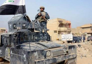 Sukces wojsk irackich w Mosulu. Wyzwolono kolejną dzielnicę