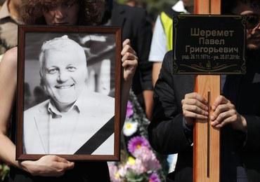 Doradca ukraińskiego MSZ: Za zabójstwem Szeremeta stoi ktoś z Rosji