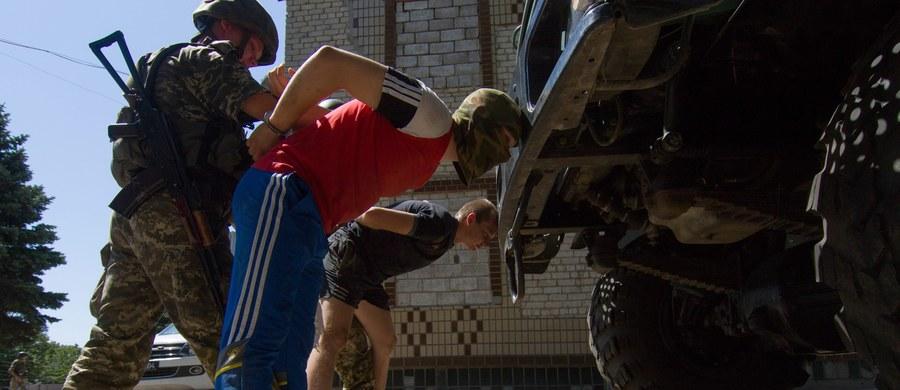 Ministerstwo Obrony Ukrainy zwróciło się w czwartek do swych obywateli o ograniczenie wizyt na zaanektowanym przez Rosję Krymie. Apel jest reakcją na informację rosyjskich służb specjalnych o zatrzymaniu na półwyspie ukraińskiej grupy dywersyjnej.