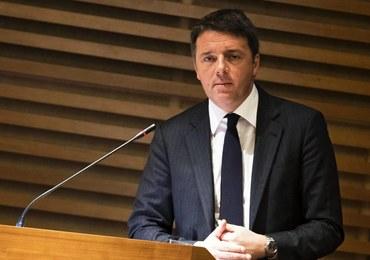 Premier Włoch: Kraje Europy środkowo-wschodniej chcą wznosić nowe mury