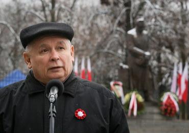 """Kaczyński: """"Trzeba działać w Polsce, umieć w kraju odnosić sukcesy"""""""
