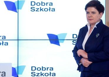 Premier Beata Szydło: Reforma Unii Europejskiej musi zostać przeprowadzona