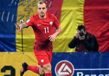Kamil Grosicki po meczu z Rumunią: Zrobiliśmy kolejny krok w kierunku awansu do mistrzostw świata