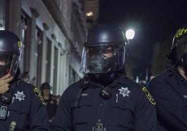Strzały w Portland podczas protestu przeciwko Trumpowi