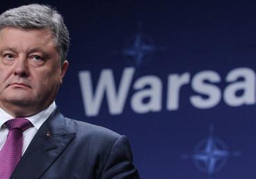 Kłopoty prezydenta Petro Poroszenki coraz większe