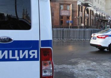 Rosyjska FSB zatrzymała 10-osobową grupę przygotowującą zamachy