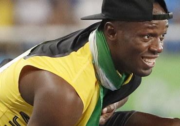 Najszybszy człowiek świata Usain Bolt zostanie piłkarzem? Chce trenować z BVB