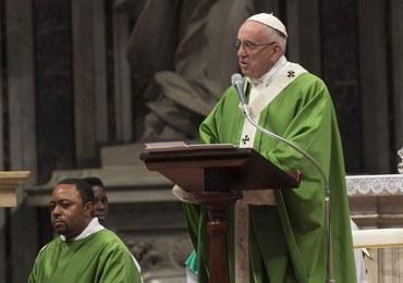 """Papież Franciszek: """"Otwórzmy oczy na bliźniego"""""""