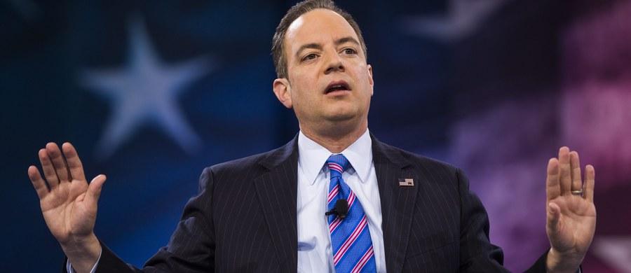 Prezydent elekt Donald Trump mianował Reince'a Priebusa, przewodniczącego Krajowego Komitetu Partii Republikańskiej szefem personelu Białego Domu. Głównym strategiem i czołowym doradcą został Stephen Bannon z konserwatywnego portalu Breitbart News Network.