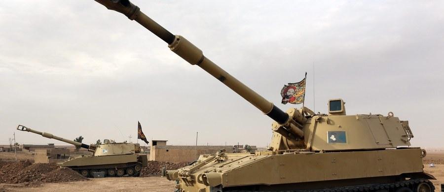 Irackie siły odbiły ponad jedną trzecią wschodniego Mosulu z rąk dzihadystów od początku ofensywy mającej na celu wyzwolenie tego bastionu Państwa Islamskiego - poinformował przedstawiciel irackich władz.