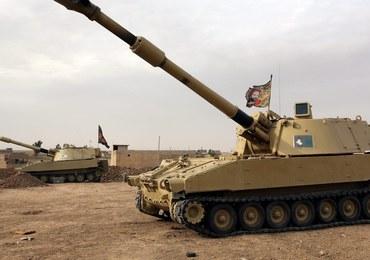 Państwo Islamskie traci w Mosulu. Iracka armia wyzwoliła ponad jedną trzecią obszaru na wschodzie