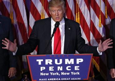 """Trump """"obdzwania"""" głowy państw. Na liście m.in. liderzy Pakistanu, Chin, Rosji i Bliskiego Wschodu"""