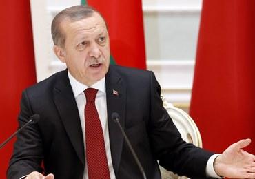 Erdogan: Zachód pomaga Państwu Islamskiemu, bo chce zdestabilizować świat muzułmański